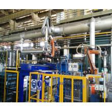 Оборудование для гравитационного литья металлов