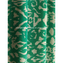Green Printing Fabric for Sportswear (HD1401105)