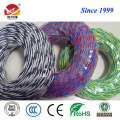 2C flexible twisted RVS electrical wire and cable