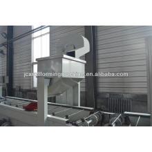 metal shingle stone coated steel roof machine for sale