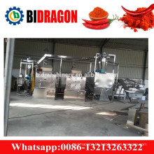 Mexico Market Whole Line Dry Chili Processing Machine