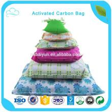 China Berufsmanufaktur- / Aktivkohle-Luftreinigungs-Taschen-Tasche / erfrischender Geruchs-Absorber