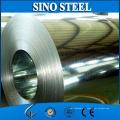 Z100 Dx51d / SGCC bobina / placa de acero revestida del G del cinc sumergido caliente