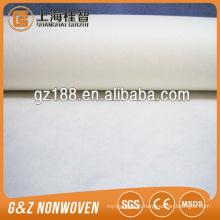 Nonwoven 100% Hydrophilic do spunlace do poliéster para limpezas molhadas