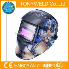 Авто darking сварочный шлем