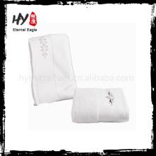 Venda quente de luxo rosto descartável, toalha orgânica, toalha para hotéis estrela