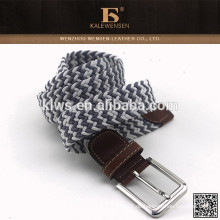 Heiße verkaufenmänner Freizeit strickte Gürtel-Hersteller