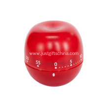 Promotional Red Apple Shape Kitchen Timer