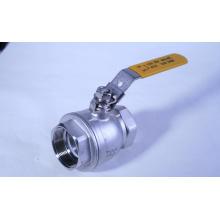 2PC Reduzir Furo 1000 Wog Válvula De Esfera De Flutuação (Tipo Coréia)