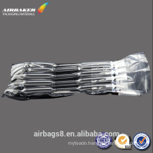 Customized transport shock resistant black inflatable air bag packaging cartridge