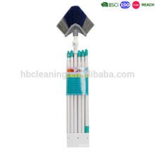 подметание метла с телескопической ручкой для очистки стрехи