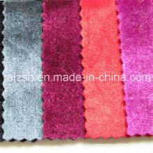Corea otoño y el invierno estiramiento terciopelo grabado en relieve almohada cubierta de tela