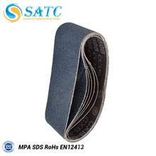 Wholesale zirconia Alumina sanding belt for metal polishing made in China