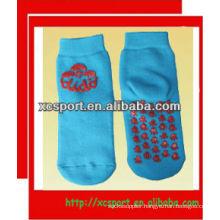 NEW design Knitted anti-slip socks