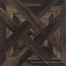 Best 12mm DIY Art Paste-up Finish Waterproof Laminate Flooring (H9119-2)