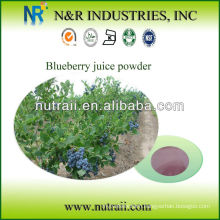 blueberry juice powder water soluble