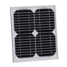 18V 10W Monocrystalline Solar Power System Panel PV Module with Ce Approved
