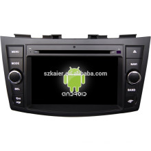 FACTORY! Coche reproductor multimedia para la versión 4.4.2 sistema Android Suzuki Swift