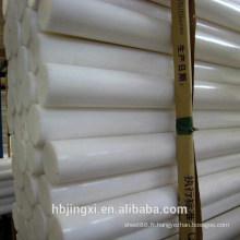 Feuille / tige en plastique blanc d'isolation de POM