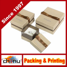 OEM Customized Paper Gift Jewelry Box (1460)