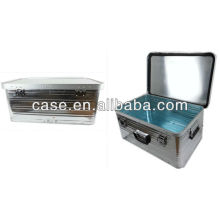 Multipurpose aluminum storage case