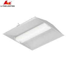 2018 Encastré d'éclairage 600x600mm Amérique led troffer rénovation lumière 2x2inch led panneau lumière 30 w 36 w 40 w 50 w avec Dim 0-10 v