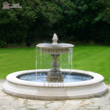 The   Luxury Outdoor Garden Decoration Marble Water Fountain