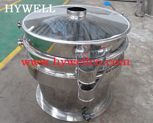 Sugar Powder Vibrating Sieve