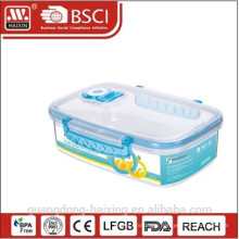 Arsto Tritan 1100ml Vacuum Storage Food Container
