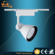 Ángulo ajustable LED Track Light COB LED Track LED LED