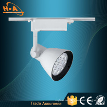 30W High Power COB Track Lighting Spotlight with Ce RoHS