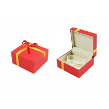 Fabricação profissional Caixa de pulseira de alta qualidade personalizada