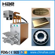 Máquina de grabado del marcador del laser de la fibra 20w para la venta