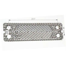 M3 ähnlich wie 316L Platte für Plattenwärmetauscher, M3 Ersatz Exchager Heizplatte