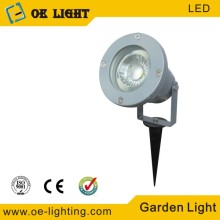 Quality Certification 6W LED Garden Light with Ce and RoHS