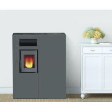 Small Cheap Indoor Using Wood Pellet Stove