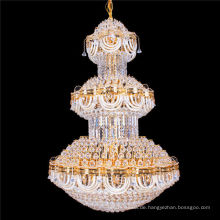 Fancy Crystal Chandelier lighting 63020