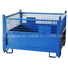 Metall-Bodenbehälter-Mesh-Stahl-Massen-Container