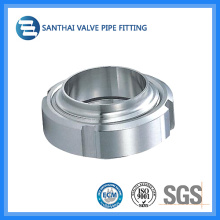Sanitary Stainless Steel Pipe Fitting3 04, 316L Union