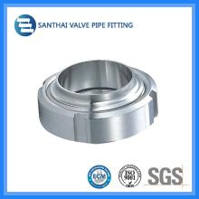Tubulação Sanitária de Aço Inoxidável3 04, 316L União