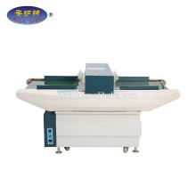 Nadel-Metalldetektormaschine für Lederindustrieprüfung