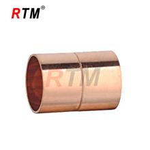 instalación de cobre del acondicionador de aire de tamaño completo