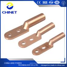 Dt2 Tipo Terminales de cable de cobre puro de cabeza redonda