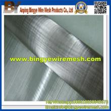 Acero inoxidable ondulado Wrie Mesh exportador ISO9001
