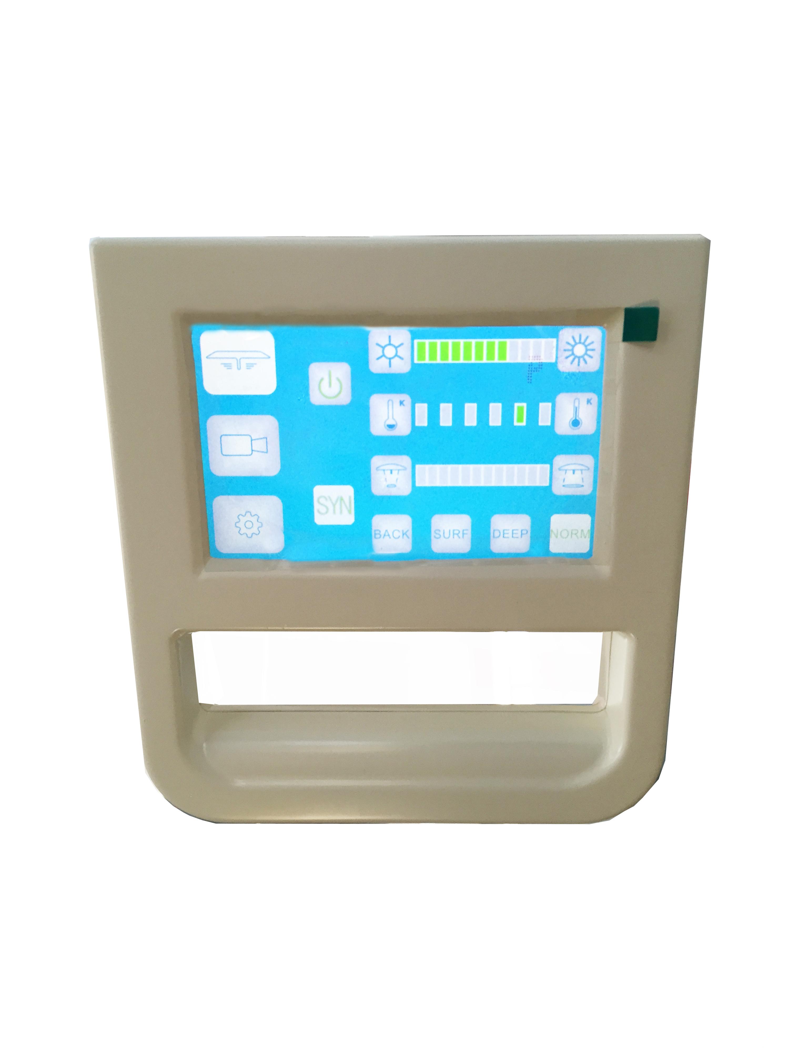 LCD controls