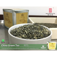 Tasche, Sachet, Geschenkverpackung, Box Verpackung Grüner Tee