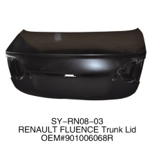 Renault Fluence Trunk Lid