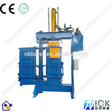 Wiping Cloth bale press machine