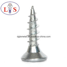 Carbon Steel Zinc Plated Csk Head Screws