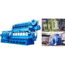 High Speed Diesel Generator Power Plant, 50hz Diesel Power Generators 75kw - 10000kw